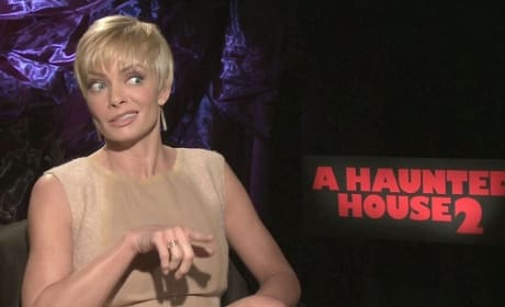 A Haunted House 2 Exclusive: Jaime Pressly on Which Co-Star Was Funniest