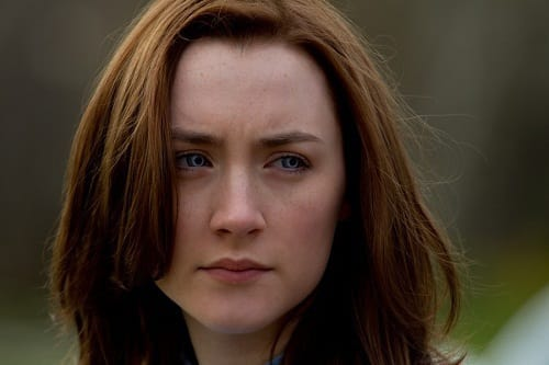 Saoirse Ronan Stars in The Host