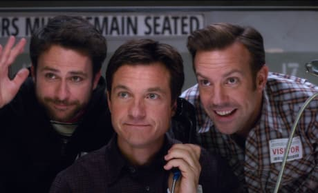Jason Sudeikis Charlie Day Jason Bateman Horrible Bosses 2