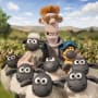Shaun the Sheep Family Photo