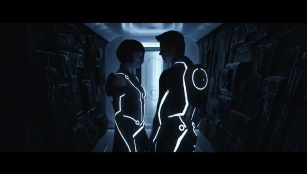 First Image from Tron Legacy