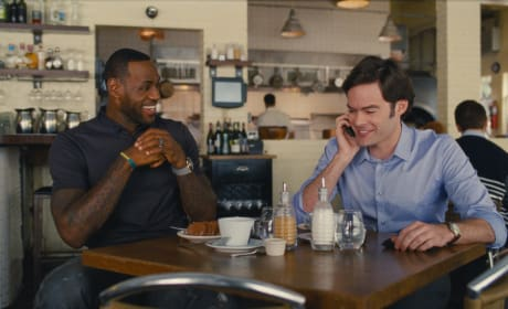 Trainwreck Bill Hader LeBron James