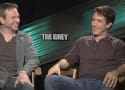 The Grey Exclusive: Dermot Mulroney and Dallas Roberts Talk Wolves and Bonding