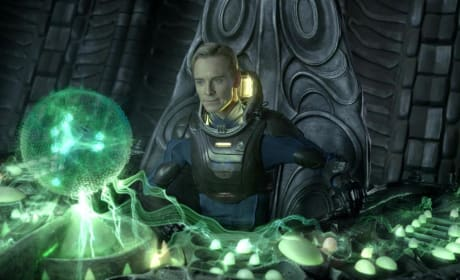 Two New Prometheus TV Spots: Twinkle, Twinkle