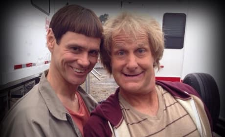 Jeff Daniels Jim Carrey in Dumb and Dumber To