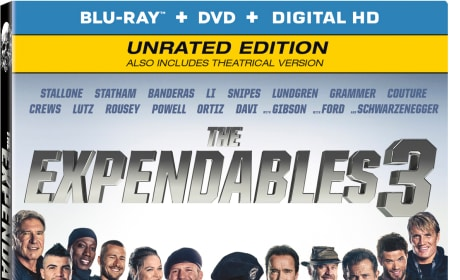 The Expendables 3 DVD: Release Date Announced!