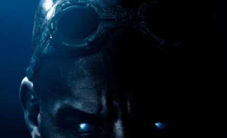 Riddick Debuts New Poster and Stills
