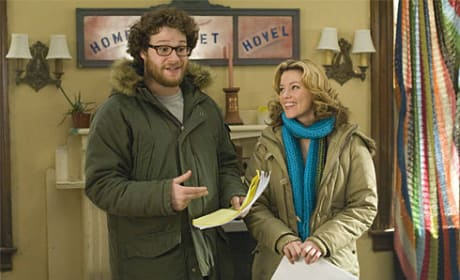 Seth Rogen Cites Kevin Smith Influence