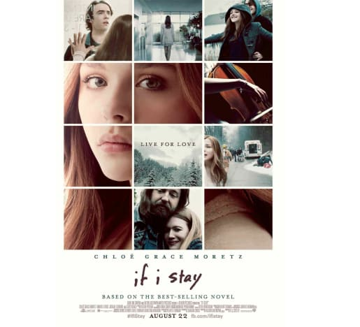 If I Stay Prize Poster