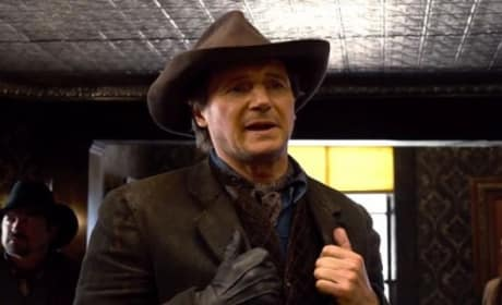 A Million Ways to Die in the West Trailer: Liam Neeson as a Bully?!