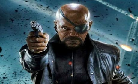 The Avengers Clip: Nick Fury Spars with Loki