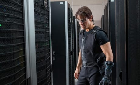 Mission Impossible: Ghost Protocol Star Tom Cruise