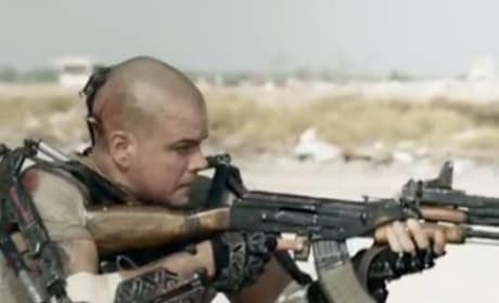 Elysium Edges We're the Millers: Weekend Box Office Report