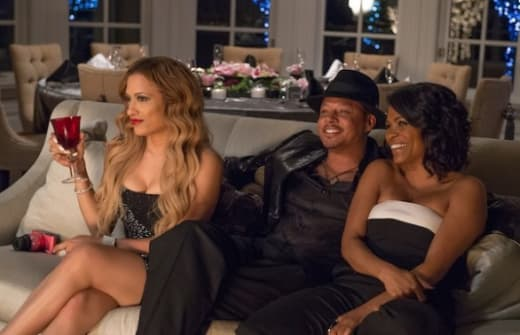 The Best Man Holiday Terrence Howard