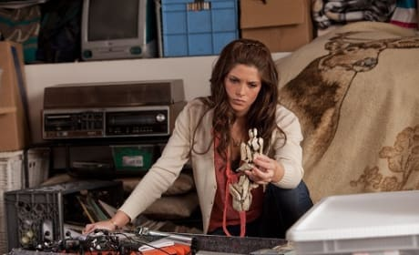 The Apparition Star Ashley Greene