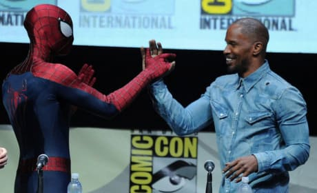 "The Amazing Spider-Man 2: Jamie Foxx Explains Why Electro ""Wants to Burn the City Down"""