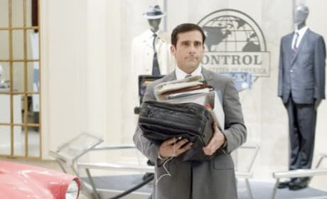 Steve Carell Signs on for Get Smart Sequel