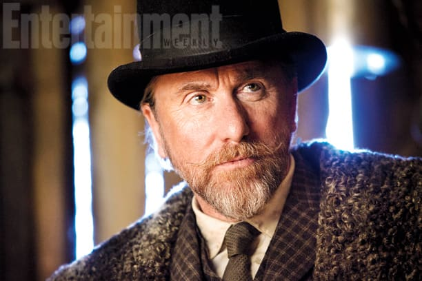 The Hateful Eight Tim Roth