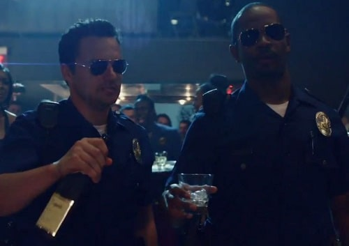 Let's Be Cops Damon Wayans Jr. Jake Johnson