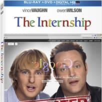 The Internship Blu-Ray/DVD Combo Pack