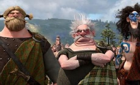 Brave Trailer: Pixar Heads to the Highlands!
