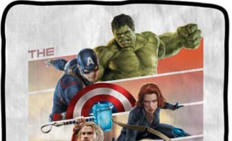 Avengers Cast Photo