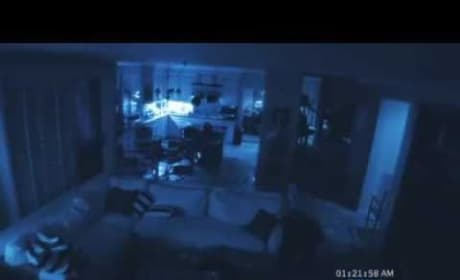 Paranormal Activity 2 Viral Clip #1