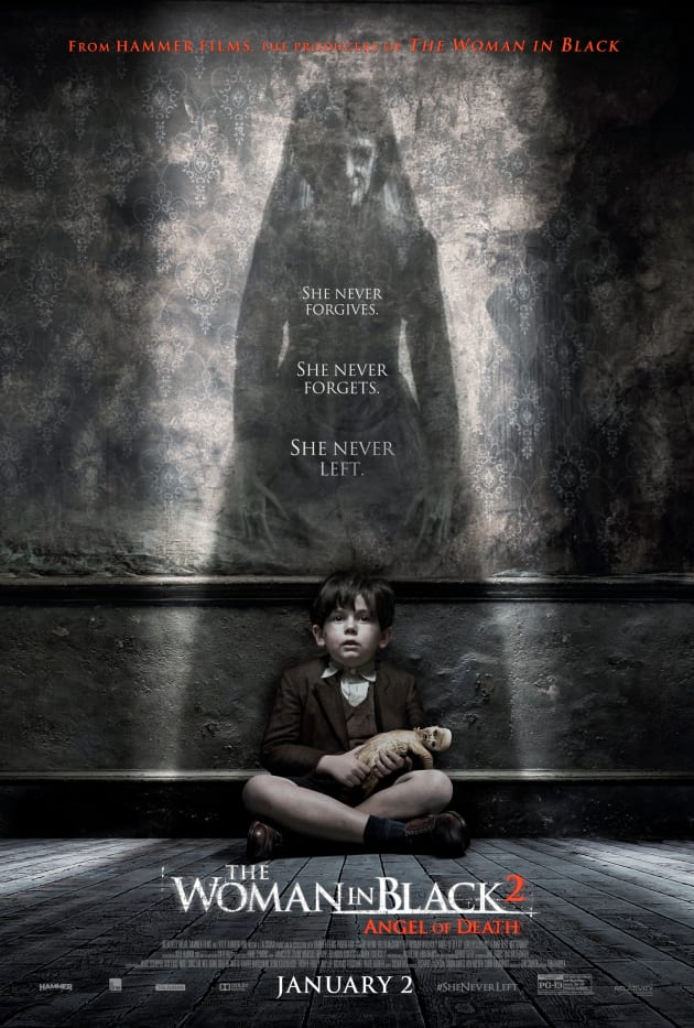 The Woman in Black 2 Poster