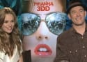 Piranha 3DD Exclusive Video: David Koechner and Danielle Panabaker Interview