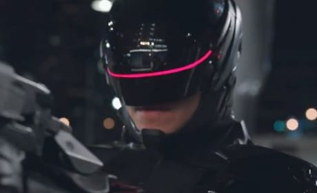 RoboCop International Trailer: What Kind of Suit of This?