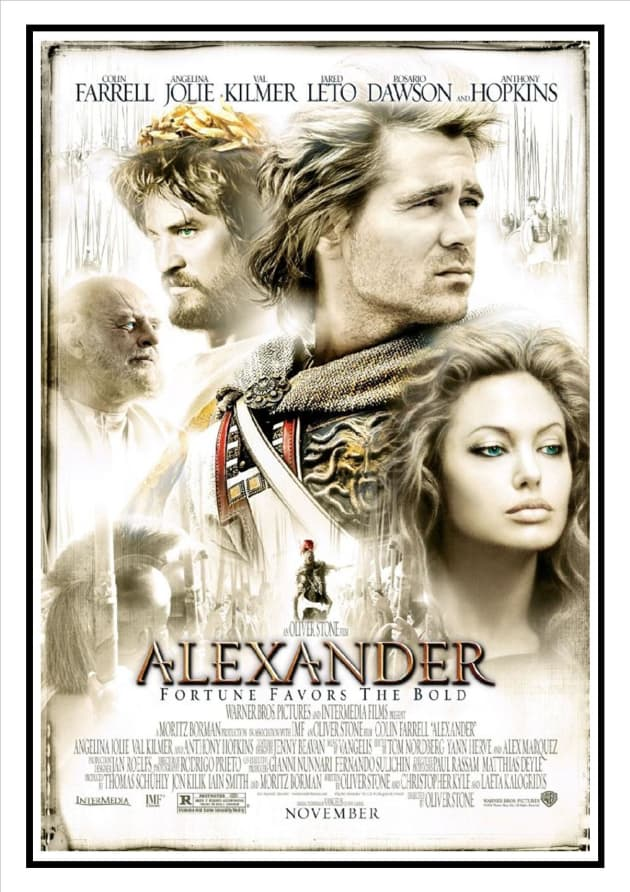 Alexnader the Great Poster