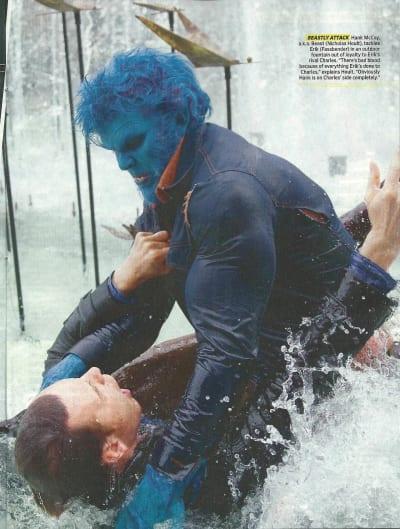 X-Men Days of Future Past Nicholas Hoult
