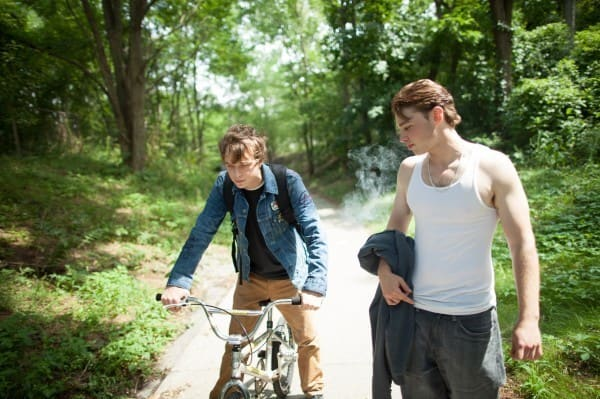 The Place Beyond the Pines Dane DeHaan Emory Cohen