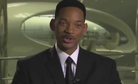 Latest Men In Black 3 Featurette: J-Talking