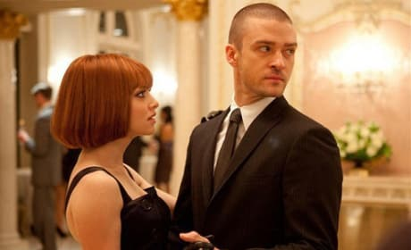 Amanda Seyfried and Justin Timberlake Star in In Time