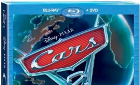 Cars 2 Blu-Ray