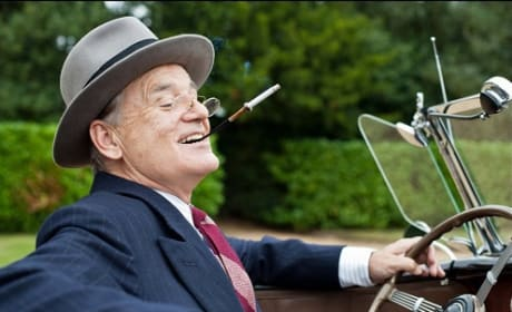 Hyde Park on the Hudson: Bill Murray Talks Oscars & FDR