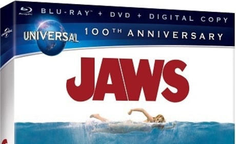 Jaws Blu-Ray Review: Need a Bigger TV