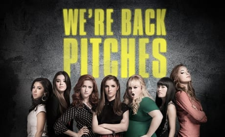 Pitch Perfect 2 Cast Poster
