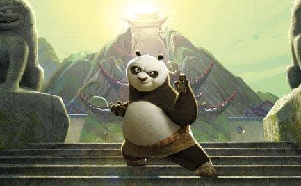 The Kung Fu Panda