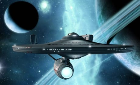New Stark Trek Movie Flies to 2009