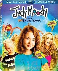 Judy Moody and the Not Bummer Summer Blu-Ray