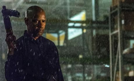The Equalizer Photos: Denzel Washington Is Up in Arms