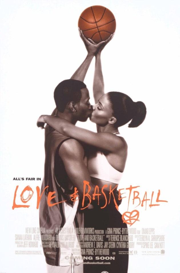 Love & Basketball Full Poster