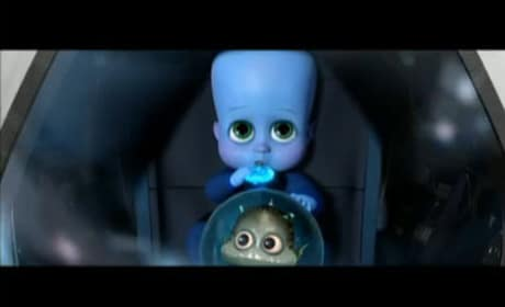 First Five Minutes of Megamind