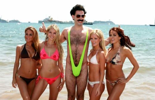 Borat Pic