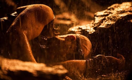 Riddick Still from Vin Diesel's Facebook: The Fate of the Alpha Furyan