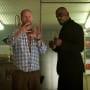 Joss Whedon and Samuel L. Jackson Film The Avengers