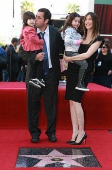 Adam Sandler Walk of Fame