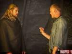 Thor: The Dark World Chris Hemsworth Set Photo